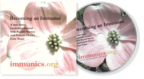 The Becoming an Immuner CD